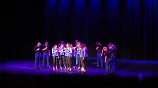 Aquapella ICCA Finals Set 2017