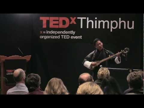 Xxx Mp4 Traditional Music Matters In Bhutan Sonam Dorji At TEDxThimphu 3gp Sex