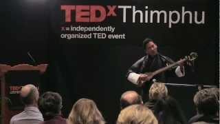 Traditional Music Matters in Bhutan: Sonam Dorji at TEDxThimphu
