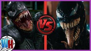 Venom vs Venom! Who Was Better Tom Hardy or Topher Grace?