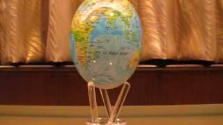 Mova Globe 自轉地球儀
