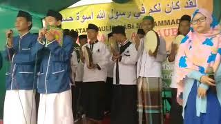 Mahalul Qiyam Grup Hadroh Sholawat Asyiqol Musthofa Cirebon