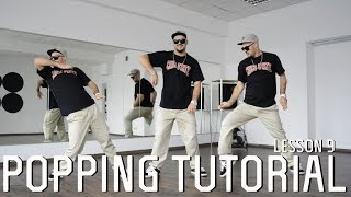 Popping Tutorials | Lesson 9 - Boogaloo Rolls