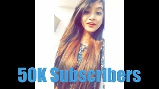 I LOVE YOU GUYS  | 50K Subscribers | TAWHID AFRIDI
