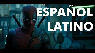 DEADPOOL 2 - TRAILER ESPAÑOL LATINO (FD)