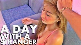 A DAY WITH A STRANGER | Tim Sawyer