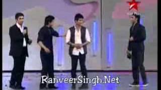 Ranveer Singh breaks down