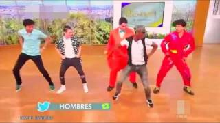 FERNANFLOO EN CARACOL BAILANDO /CLUB MEDIA FEST
