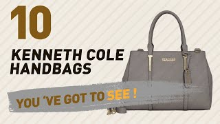 Kenneth Cole Handbags, Starring: Kenneth Cole REACTION KN1860 // The Most Popular 2017