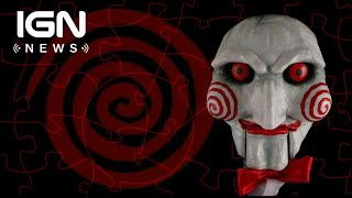 The New Saw Movie Will Be Titled 'Jigsaw' - IGN News