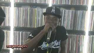 Lil Kesh freestyle - Westwood Crib Session