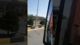 Sannandadj,  2é sept. 2018 -  la grève des routiers en Iran