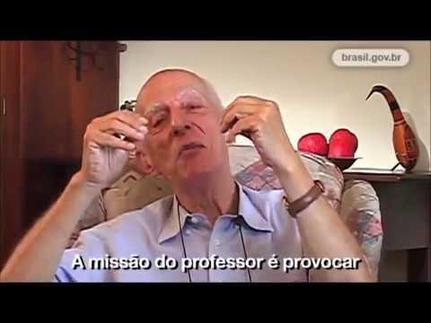 Rubem Alves A Escola Ideal o papel do professor