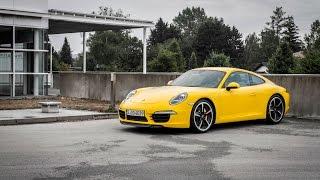 Review: Porsche 911 Carrera S (991) vs Porsche GT3 (991) - PT:1
