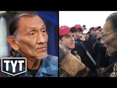Xxx Mp4 Nathan Phillips Reveals Truth About Viral Protest Video 3gp Sex