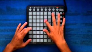David Guetta & Showtek   BAD ft  Vassy   Launchpad Cover