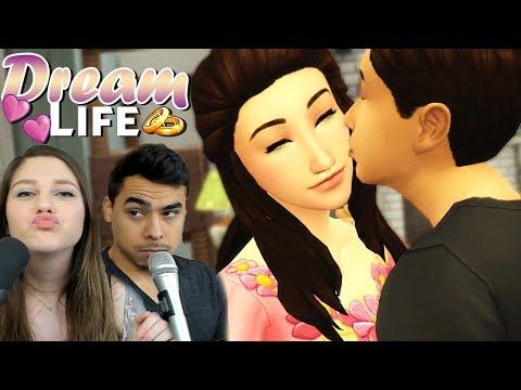 Xxx Mp4 IS SHE PREGNANT 🤰 The Sims 4 Dream Life 👨👩👧👦 Ep 4 3gp Sex