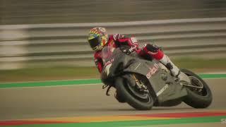 Test Ducati Panigale V4R SBK - Aragón