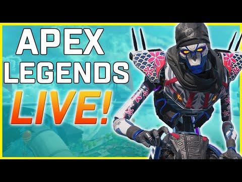 🔴 Apex Legends LIVE No Fill Vs Squads Gaming Merchant Live Gameplay Season 9
