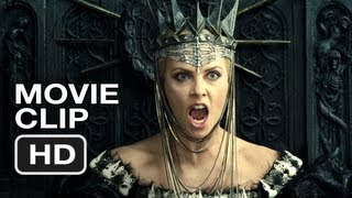 Snow White & the Huntsman (2012) - Movie CLIP #3 - The Queen Questions The Huntsman - HD
