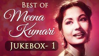 Meena Kumari Superhit Songs Collection (HD) | Video Jukebox 1 | Bollywood Evergreen Hindi Songs