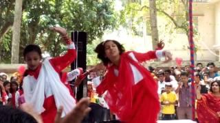 Pohela boishak student dance
