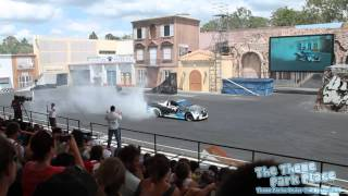 Hollywood Stunt Driver 2 - Full Show