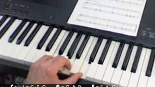 Keyboard Lesson Gettting Started