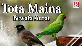 Tota Maina ( Bewafa Aurat )   -  2017  तोता मैना की कहानी - Brijesh Kumar Shastri - Rajput Cassettes