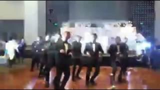 Junior New System 'sways' @ a wedding reception..