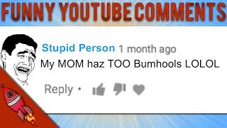 FUNNY YouTube Comment Reading | Part 1 | Rockit Gaming