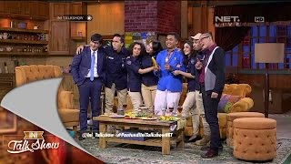 Ini Talk Show 30 Januari 2015 Part 4/4 - Cast Sitkom The East