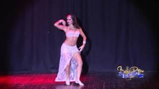 Nataly Hay belly dance - celine dion   רקדנית בטן נטלי חי