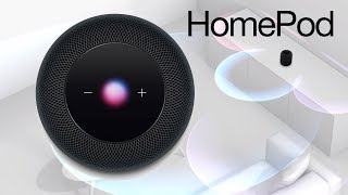 Apple HomePod Explained - Everything you need to know!