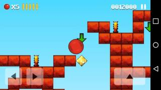Bounce Original: Level 11 (All Collectibles?) [Android]