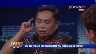 Waketum Gerindra Puji Jokowi, Ada Apa? (Bag 3)