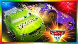 Cars 3 Driven to Win - gameplay - Brick Yardley Vs Bobby Swift