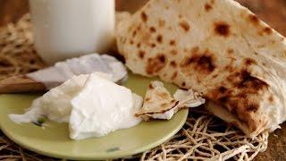 Homemade Armenian Yogurt - Մերած Մածուն - Heghineh Cooking Show