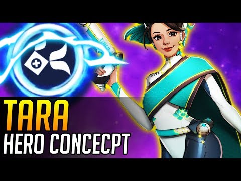 Xxx Mp4 Overwatch NEW HERO CONCEPT Tara Support Hero 3gp Sex
