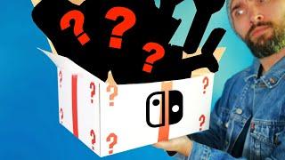 Nintendo Switch mystery box!