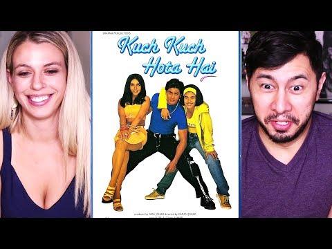 Xxx Mp4 KUCH KUCH HOTA HAI SRK Trailer Reaction W Kaitlyn Isham 3gp Sex