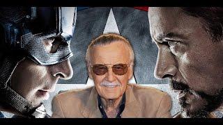 Da che parte sta Stan Lee in Civil War? -  Sub Ita