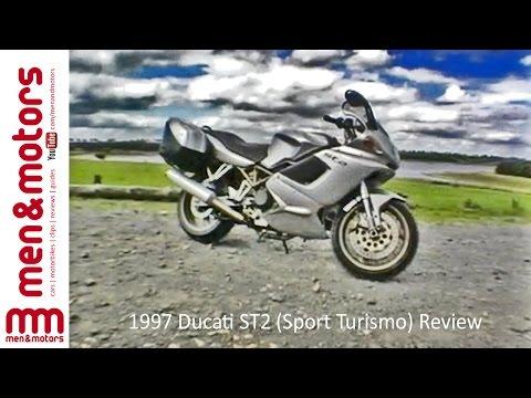 1997 Ducati ST2 (Sport Turismo) Review