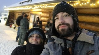 Vlogmas To The Max! Day 1 - Sleigh Rides N Shtuff!