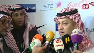 حديث رئيس اتحاد القدم عادل عزت حول القضايا التي تم رفعها لهيئة الرياضة #برنامج_الملعب
