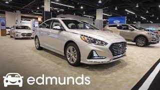 2018 Hyundai Sonata | Features Rundown | Edmunds
