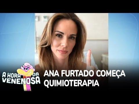 Xxx Mp4 Ana Furtado Faz Primeira Sessão De Quimioterapia 3gp Sex