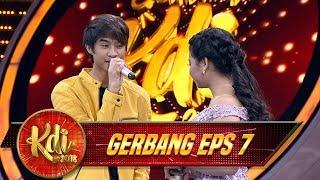 So Sweet Abis, Rina Nyanyi Bareng Devano Buat Penonton Iri - Gerbang KDI Eps 7 (31/7)