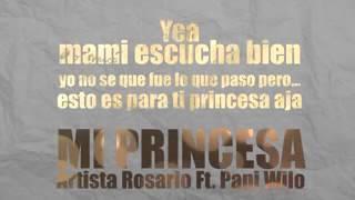 Papi wuilo mi princesa
