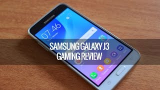 Samsung Galaxy J3 (2016) Gaming Review (with Heating Test)